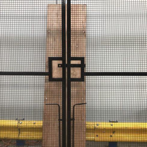 Site Gates London Image Copyright 2020 Just Hoarding